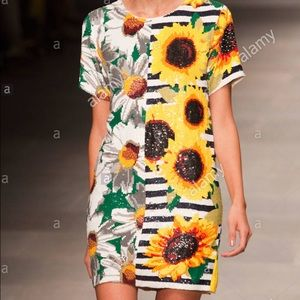ASHISH sequined dress